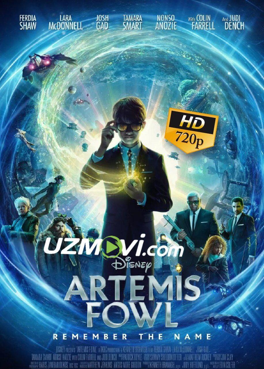 Artemis Faul premyera uzbek o'zbek tilida yuqori sifatda
