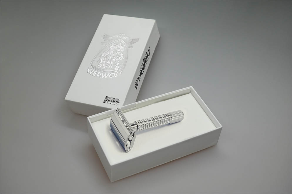 Igor design. Safety razor. Lenskiy.org