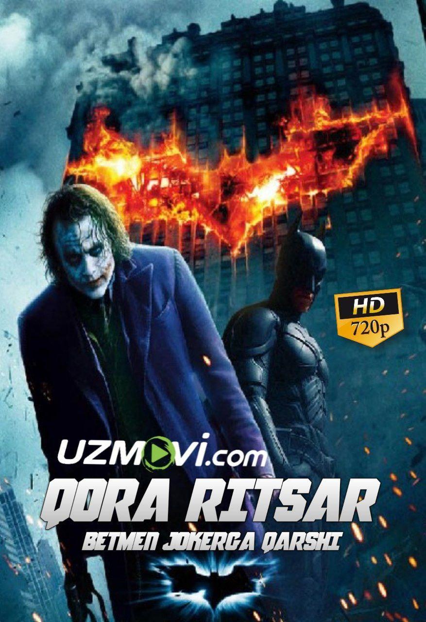 Qora Ritsar Betmen Jokerga qarshi yuqori sifatda