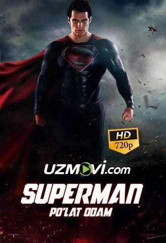 Supermen Po'lat odam yuqori sifatda