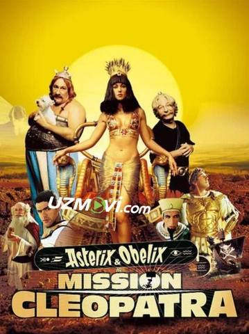 Asteriks va Obeliks: kelopatra missiyasi