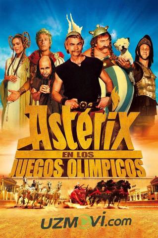 Asteriks va Obeliks: Olipmiada o'yinlarida