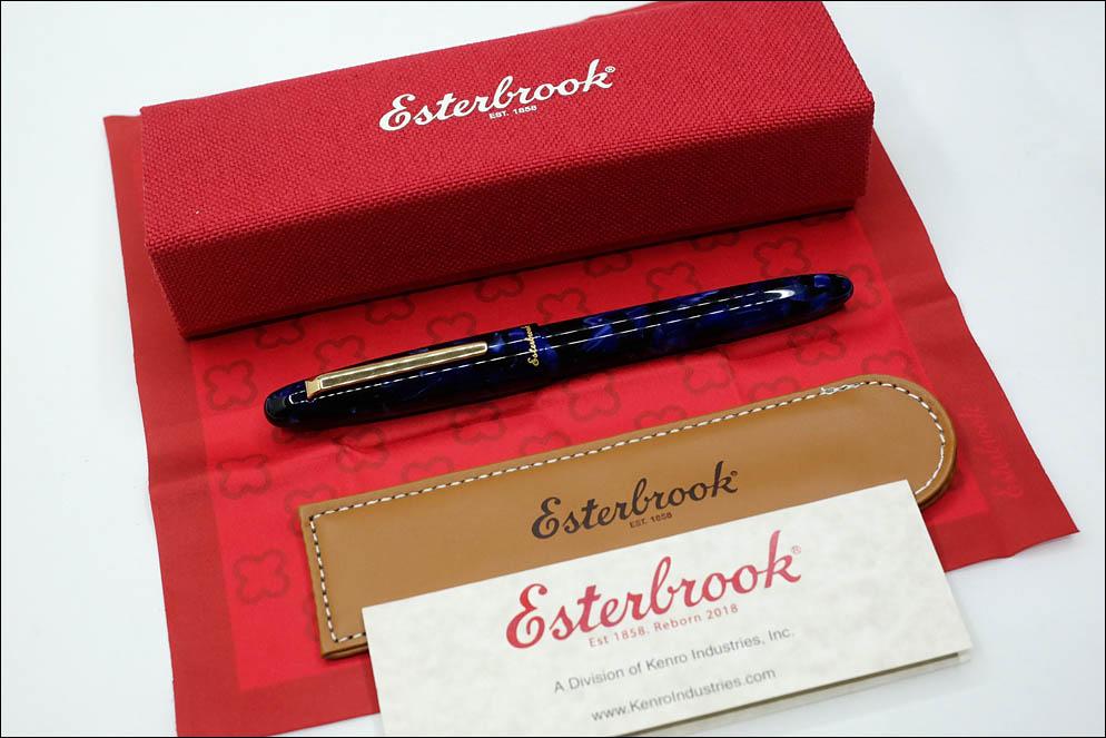 Esterbrook Estie Cobalt. Lenskiy.org