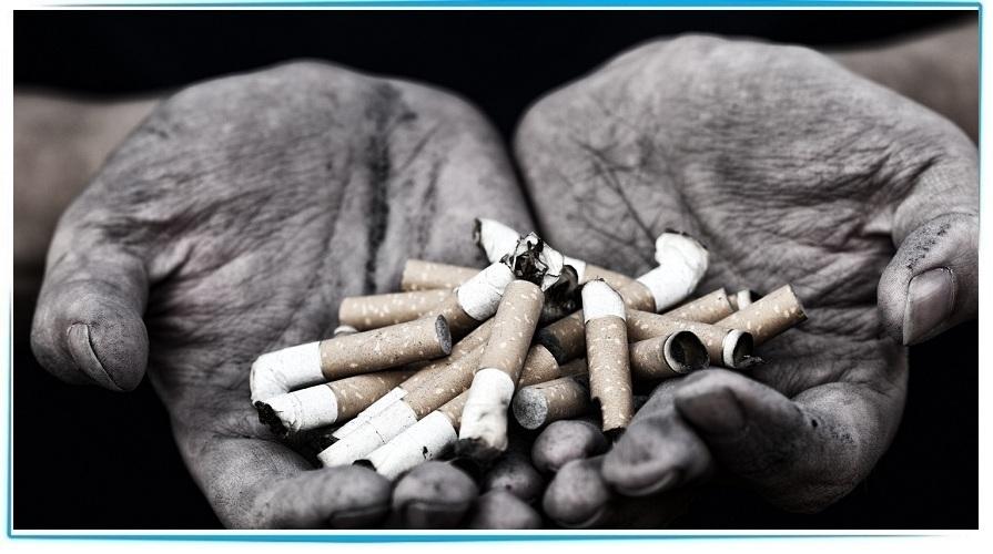 избавится от курения в домашних условиях