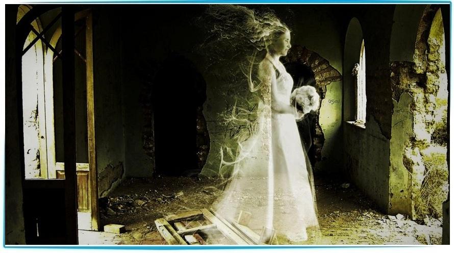 страшные фото призраков