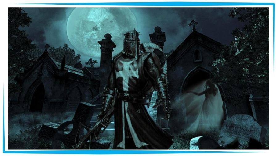 рыцари храмовники