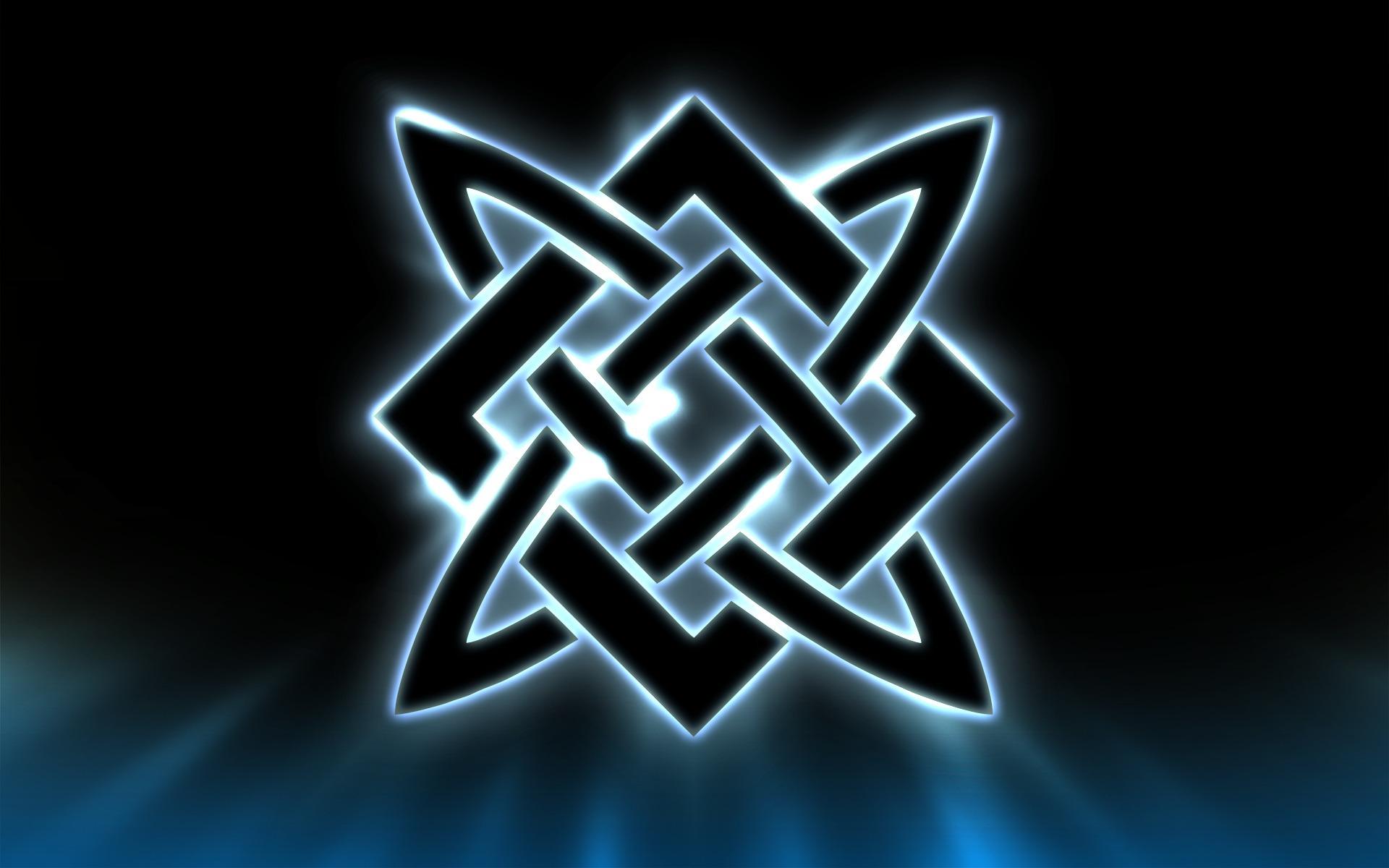 Звезда Сварога руна
