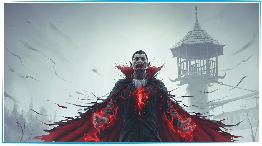 Влад третий 3 Дракула
