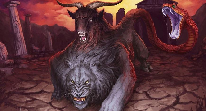 древние мифические существа