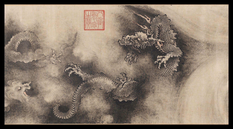 драконы древнего китая