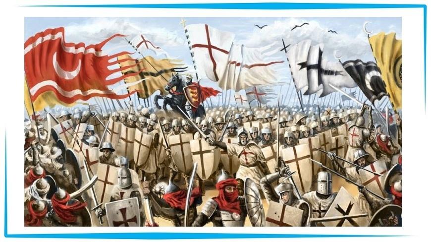 цели участников крестовых походов