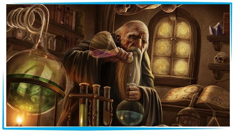 алхимия в средние века