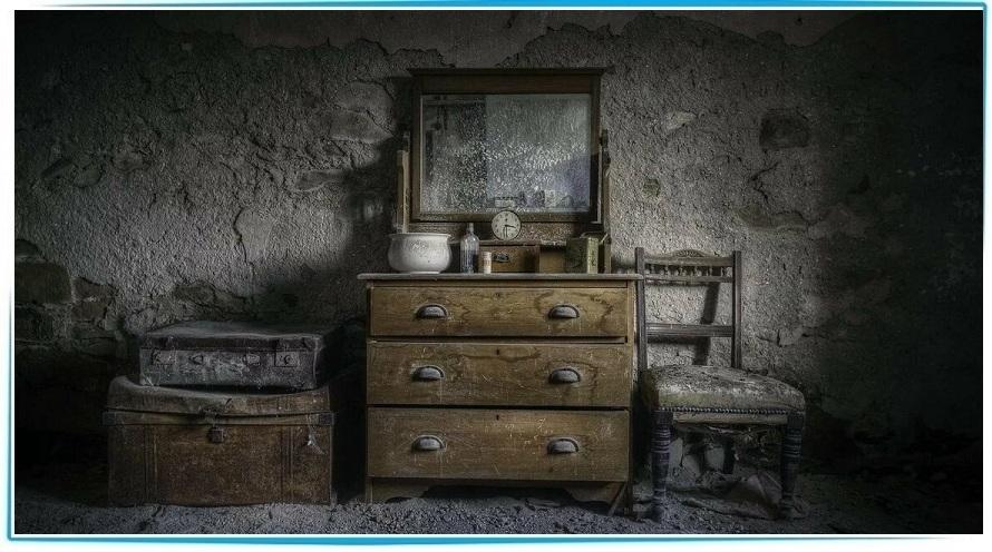 выкидывать старую мебель
