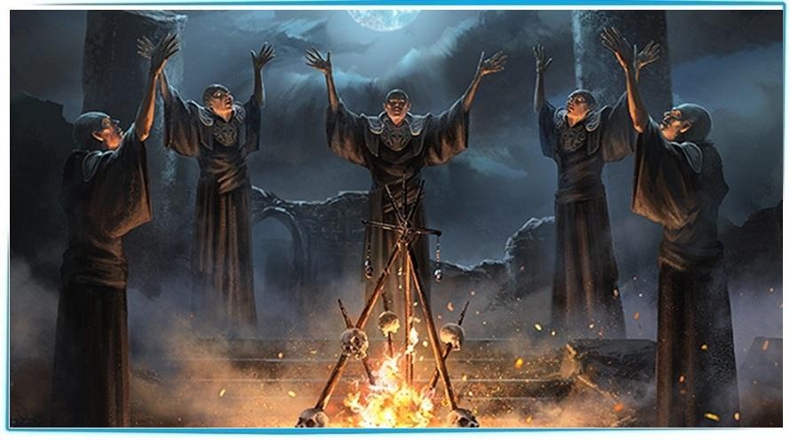 тоталитарные религиозные секты