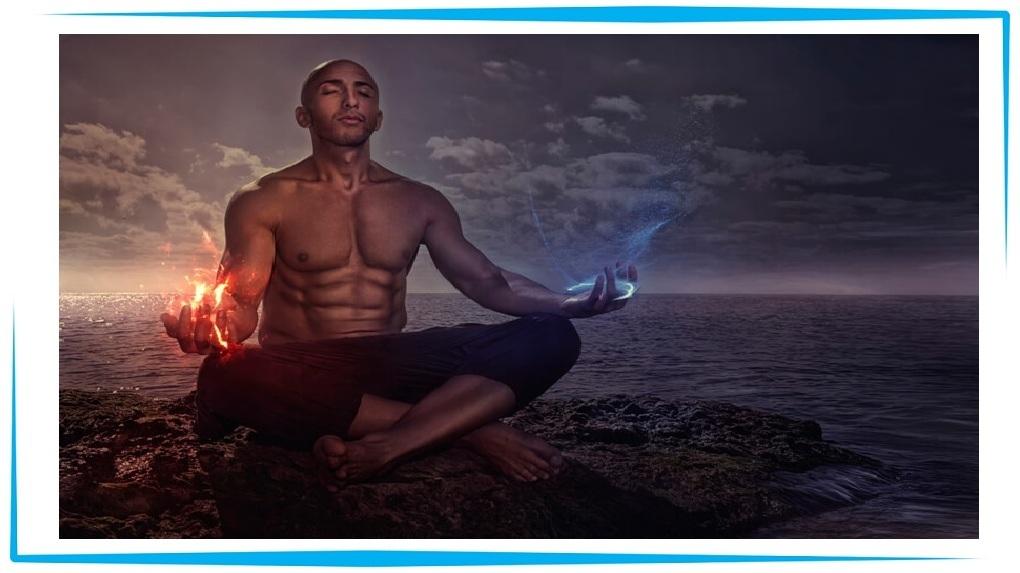 правильная медитация.