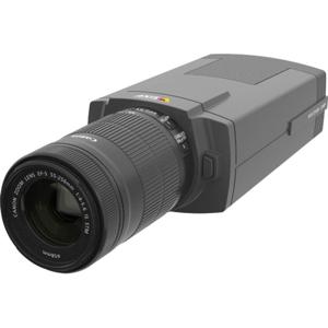 Камеры видеонаблюдения и объективы