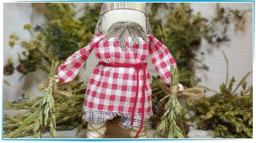 кукла оберег дом