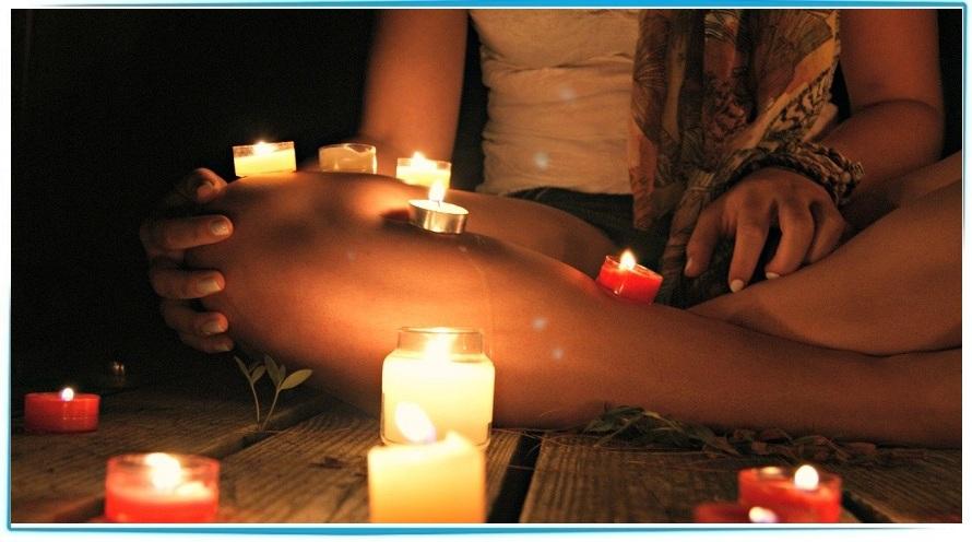отжиг свечей