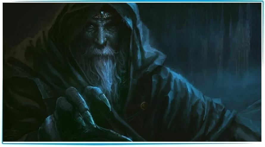 магия некромантов