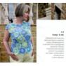 Кофта и платье кружочками Автор-Рита Кожан -1