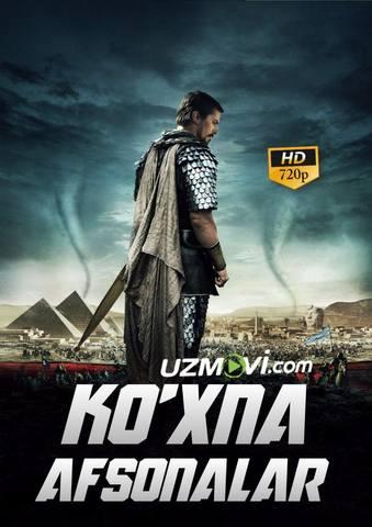 Ko'xna Afsonalar yuqori sifatda uzbek tilida