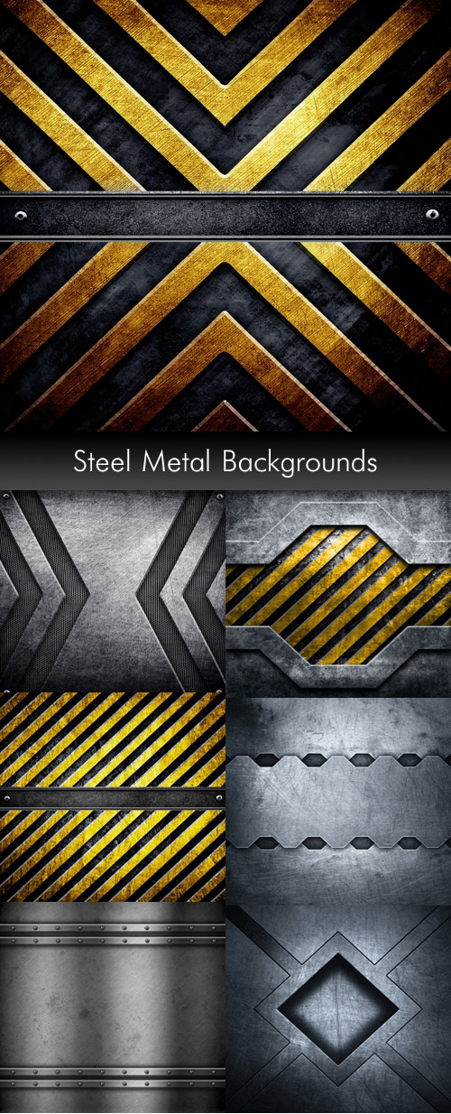 Steel Metal Backgrounds
