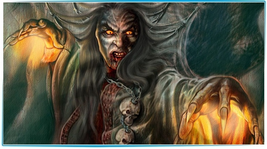 Что представляет из себя магия подчинения древнего духа Гу?