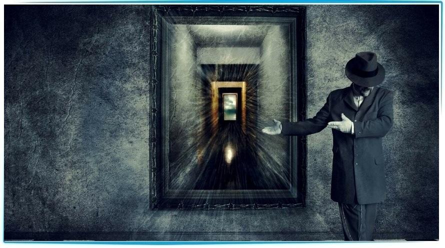 Как запечатать энергию смерти и зла в зеркало?