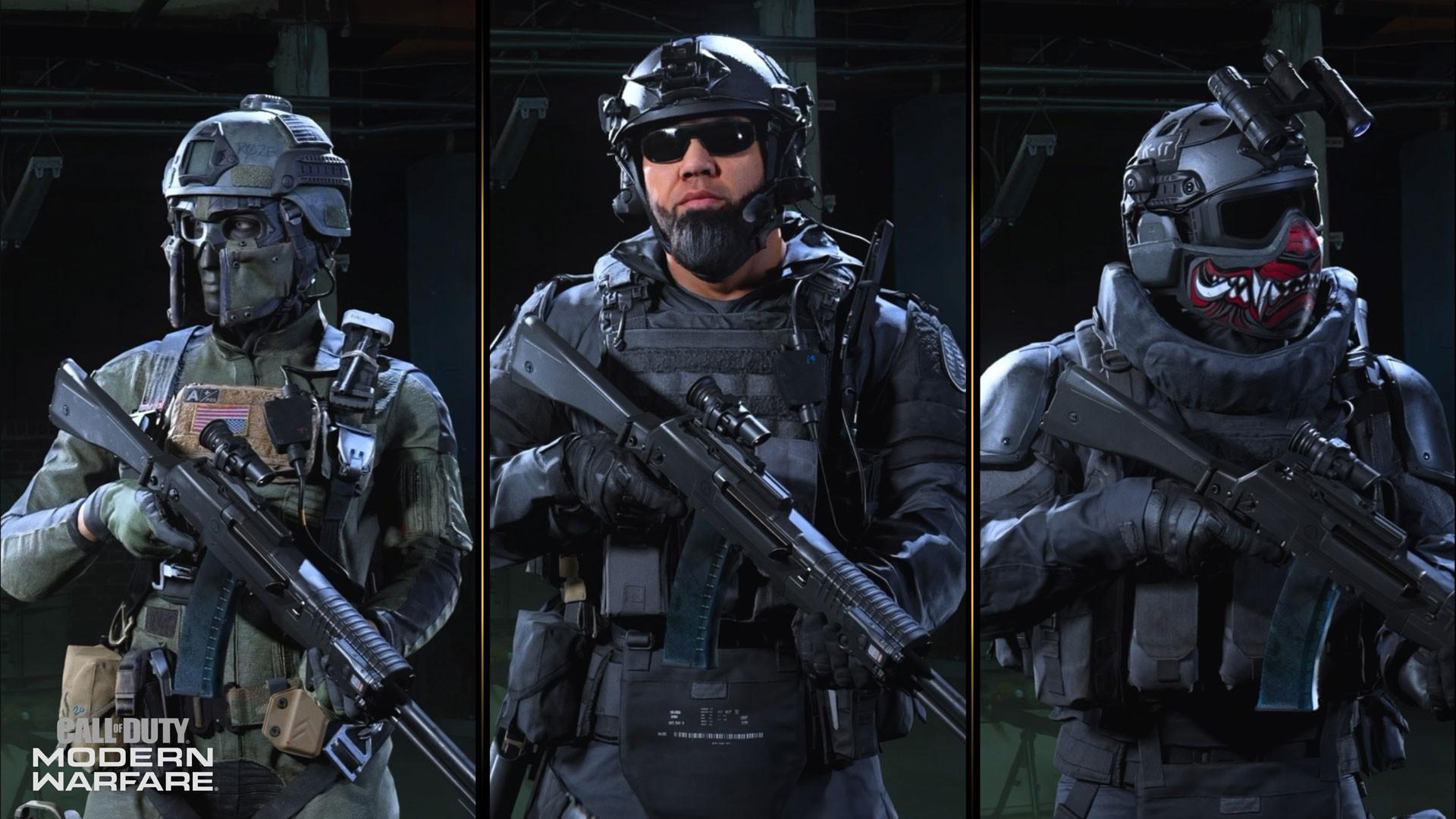 В пятом сезоне Call of Duty: Warzone появится теневая фракция — видеотизер [Игры]