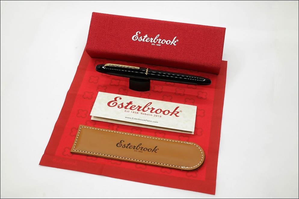 Esterbrook Estie Ebony Stub 1.1. Lenskiy.org