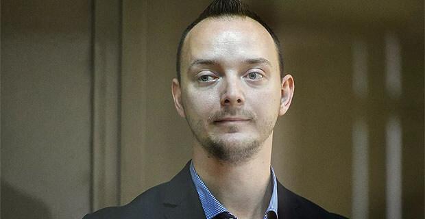 Оба теста журналиста Сафронова на коронавирус показали отрицательный результат - Новости радио OnAir.ru