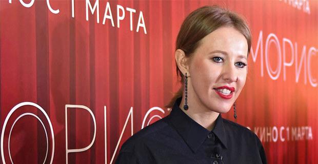 Собчак рассказала о борьбе Эрнста за ее возвращение на Первый канал - Новости радио OnAir.ru
