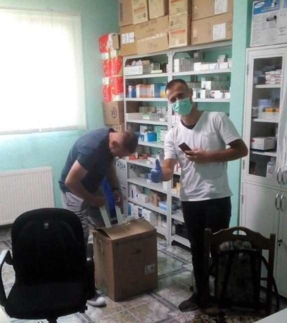 Косово, помощь, лекарства, Осояне