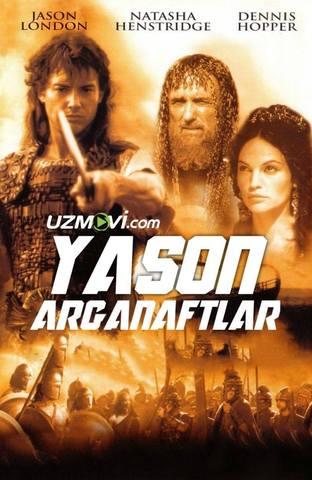 Yason va arganaftlar 1 uzbek tilida