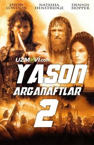 Yason va arganaftlar 2 uzbek tilida