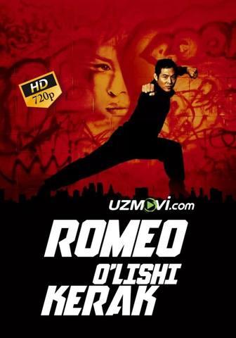 Romeo o'lishi kerak premyera yuqori sifatda uzbek tilida