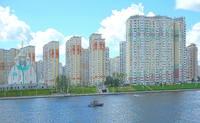 Здания Прибрежного р-на Красногорска. Фото Морошкина В.В.