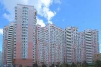 Здание на Красногорском бульваре. Фото Морошкина В.В.