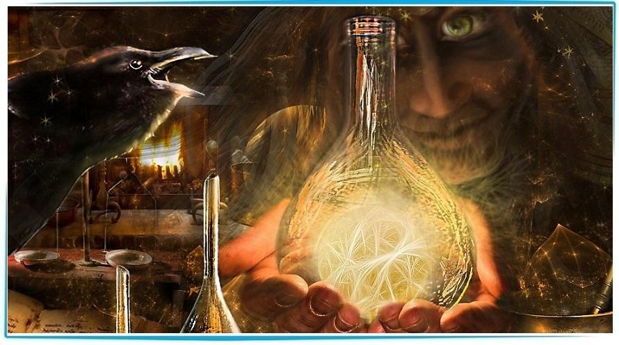 металлы в магии