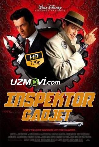 Inspektor gadjet 1 uzbek tilida