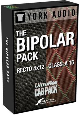 York Audio - The Bipolar pack Class A15 + Recto 4x12 (SysEx, IR) [IR library]