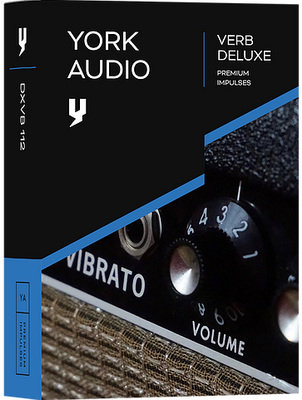 York Audio - DXVB Verb Deluxe (Kemper, WAV) [IR library]