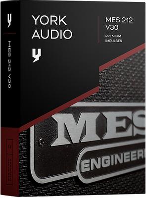 York Audio - MES 212 V30 (Kemper, WAV) [IR library]