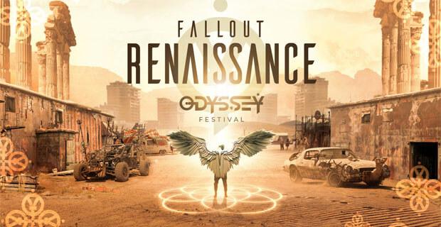 Радио Record приглашает на Odyssey Festival: Fallout Renaissance - Новости радио OnAir.ru