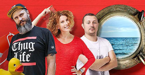 «НАШЕ Радио» подготовило сюрприз для победителей конкурса «НАШ Вояж. Круиз» - Новости радио OnAir.ru