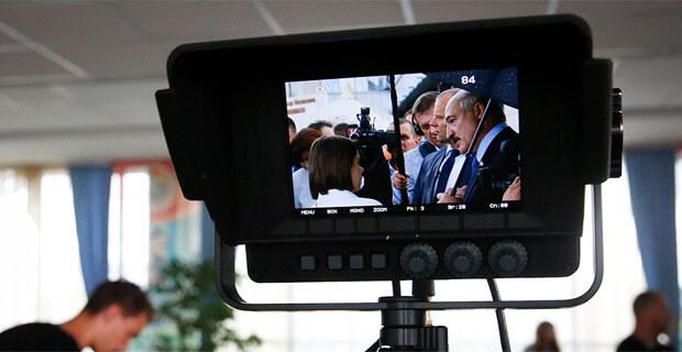 Как стало работать белорусское телевидение после забастовки сотрудников - Новости радио OnAir.ru