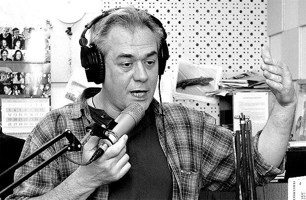 Сергею Доренко присудили премию за вклад в развитие российского разговорного радио - Новости радио OnAir.ru