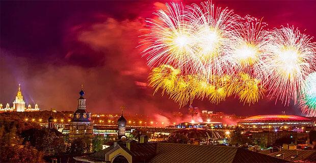 «Радио Дача» поздравляет любимую столицу с днем рождения