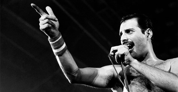 День с Легендой на Эльдорадио: Freddie Mercury - Новости радио OnAir.ru