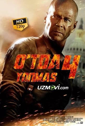 O'tda yonmas 4